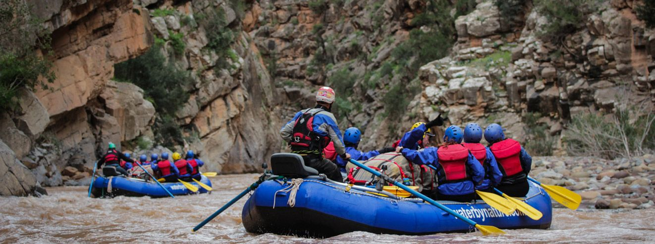 Rafting trip planning: How to pick the best rafting company Image courtesy of water by nature