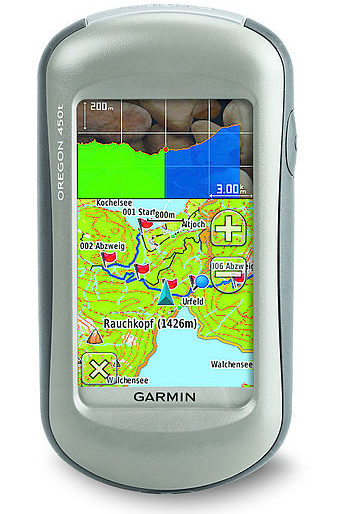 So, do I need GPS Who makes the best GPS for outdoors Garmin Oregon 450t Image by Garmin