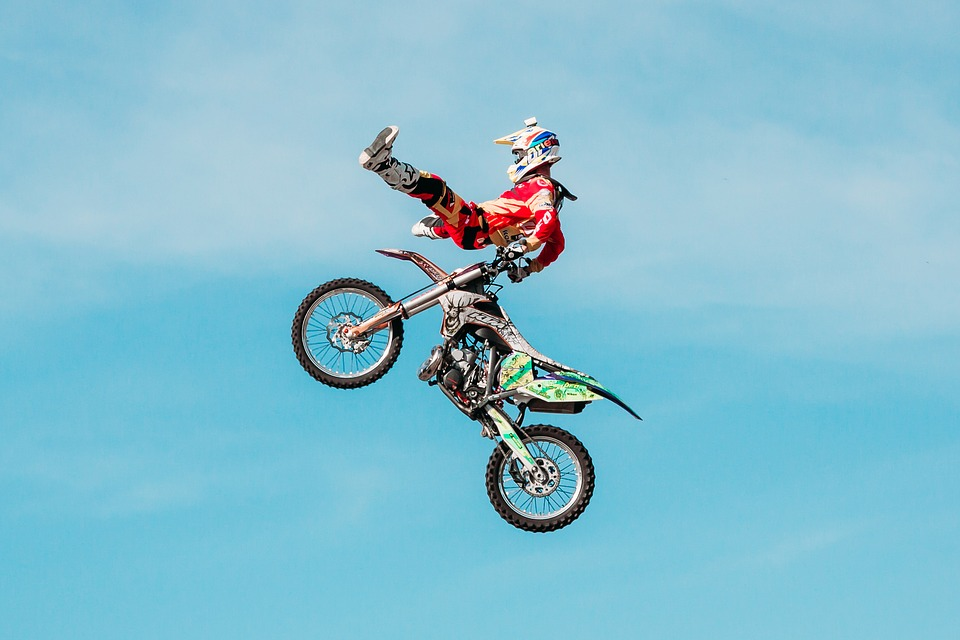 Why is everyone talking about extreme sports like motocross pixabay royalty free image