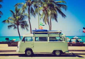surfer VW Camper action sports icon Royalty free image from pxhere at boa viagem beach recife brazil