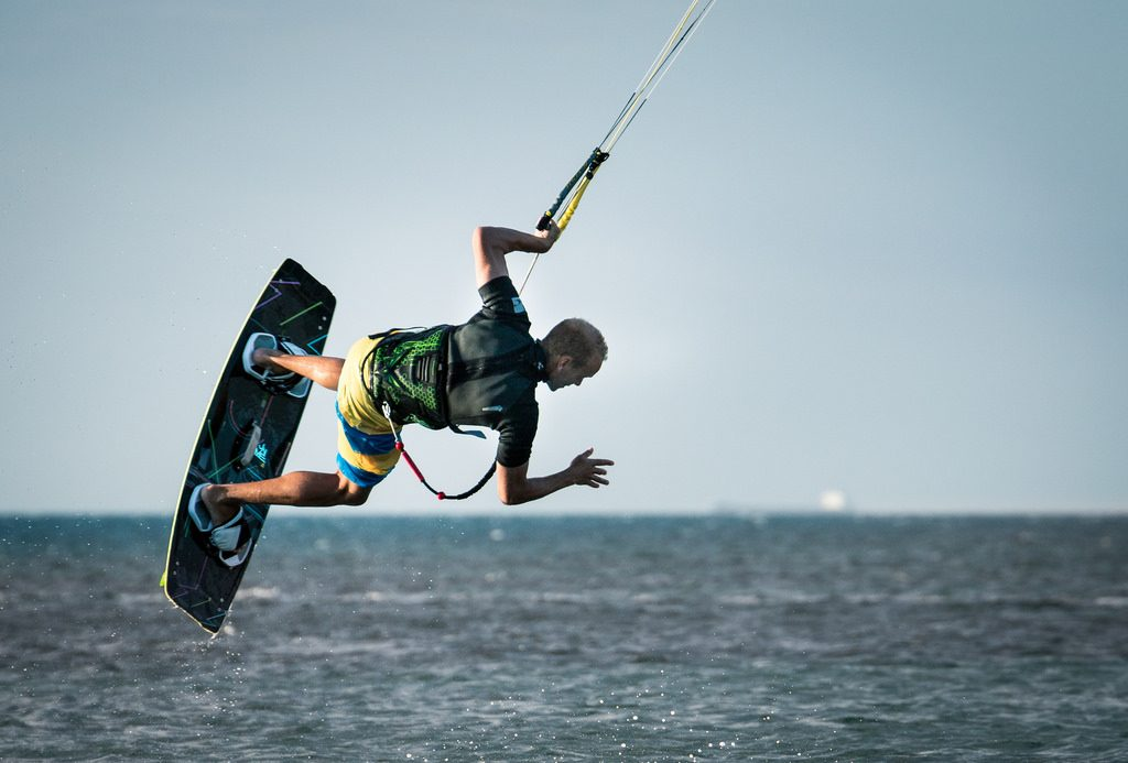 Perth one of the best kitesurf spots worldwide kitesurfing holidays destinations flickr image by Mr Moss