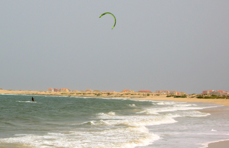 Sal in Cape Verde one of the best unknown kitesurf spots worldwide kitesurfing holidays destinations flickr image by skyline899