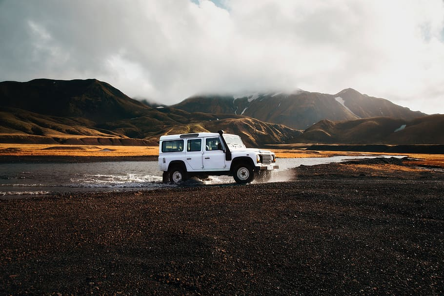 Iceland one of the top 5 European off-road adventures Royalty free image from Pxfuel