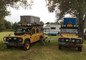 The Camel Trophy the original overlanding challenge Flickr CC image by Podknox