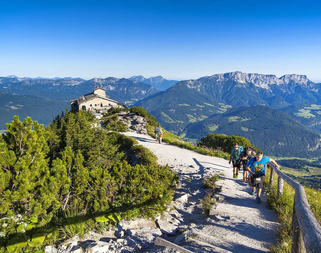 The Eagles Nest in Bavaria, Germany Image by Berchtesgaden Land Tourism