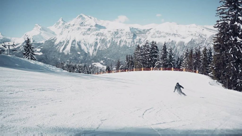 Want cheap French skiing Try small ski resorts in France Image courtesy of Les Carroz