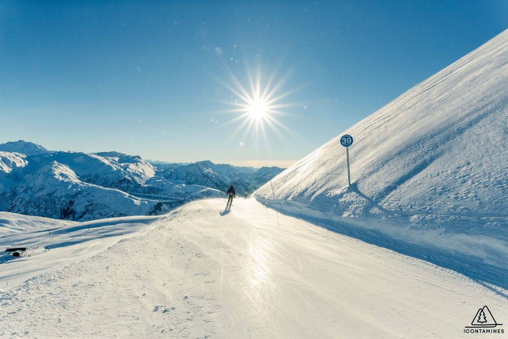 Want cheap French skiing Try small ski resorts in France Image courtesy of Les Contamines