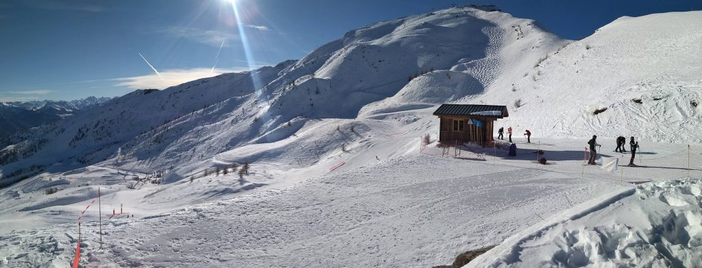 Want cheap French skiing Try small ski resorts in France Image courtesy of Puy Saint Vincent