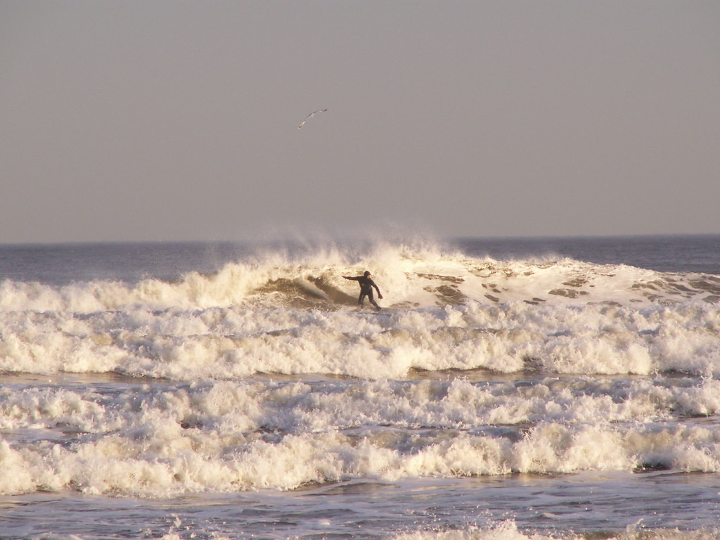 New York surfing holidays Monmouth one of the top surf spots ion NYC Flickr creative commons image by Sister72