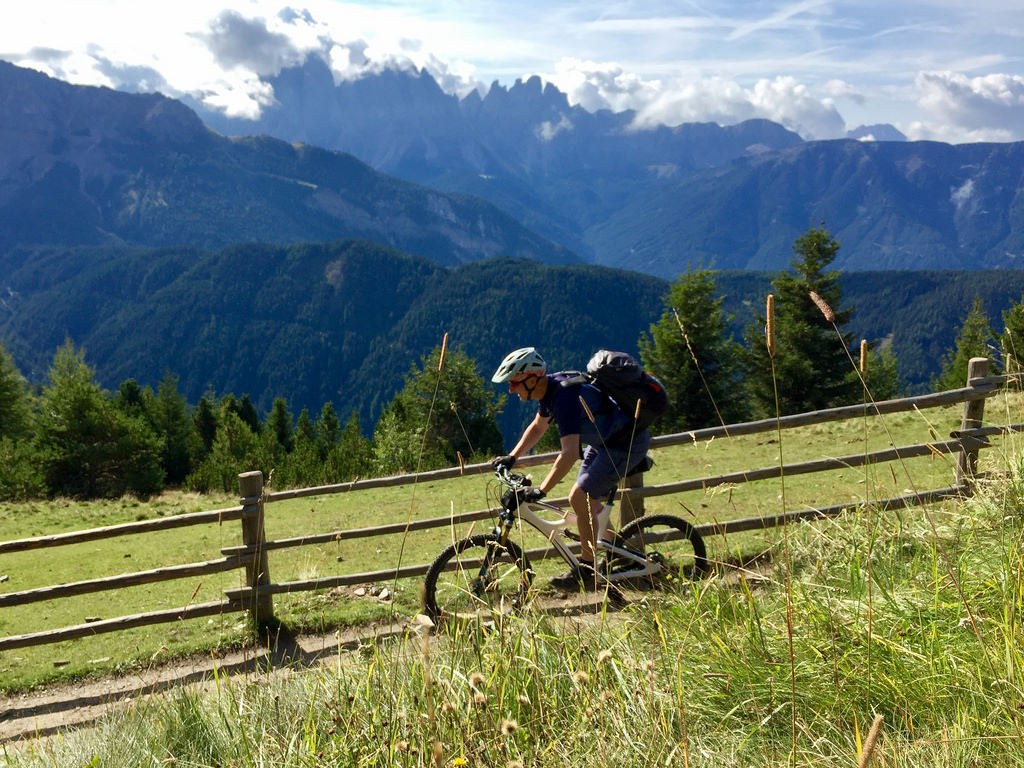 Mountain bike touring in Italy 4 great Italian MTB routes flickr CC image by TRAILSOURCE.com