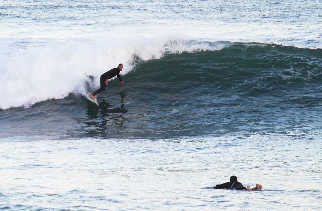 New York surfing holidays Montauk ont of the top surf spots ion NYC Flickr creative commons image by the tinz