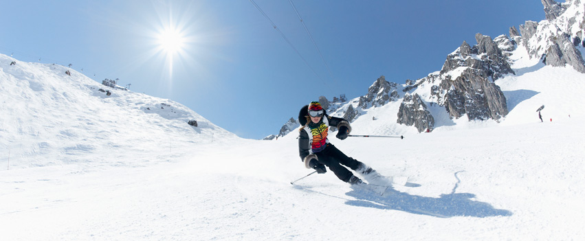 Skiing holidays in France courchevel one of the 13 best French ski resorts Image copyright Courchevel Tourisme
