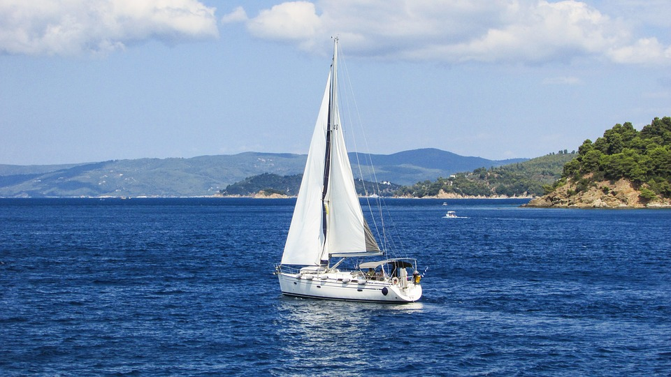 Where to sail in Greece 7 best Greek Islands for sailing holidays Pixabay royalty free image