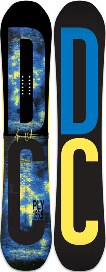Pick a park stick best freestyle snowboards of 2012 DC PLY