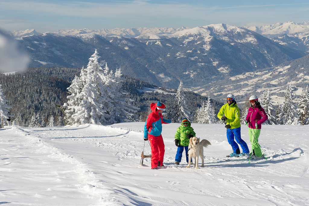 Family skiing holidays: 10 best ski resorts for families CC image by Region Villach