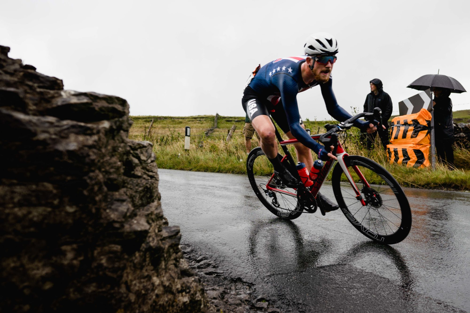 First month of riding a road bike Image from Yorkshire World Championships by Breakaway Digital