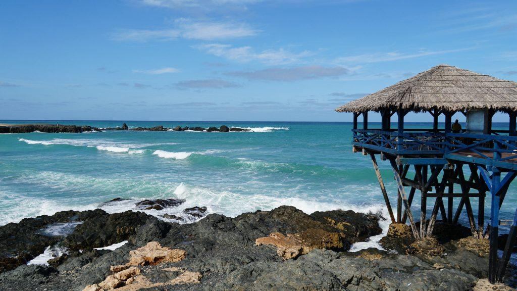best cape verde windsurf spots - Sal Rei - cc flickr image by Miguel Discart