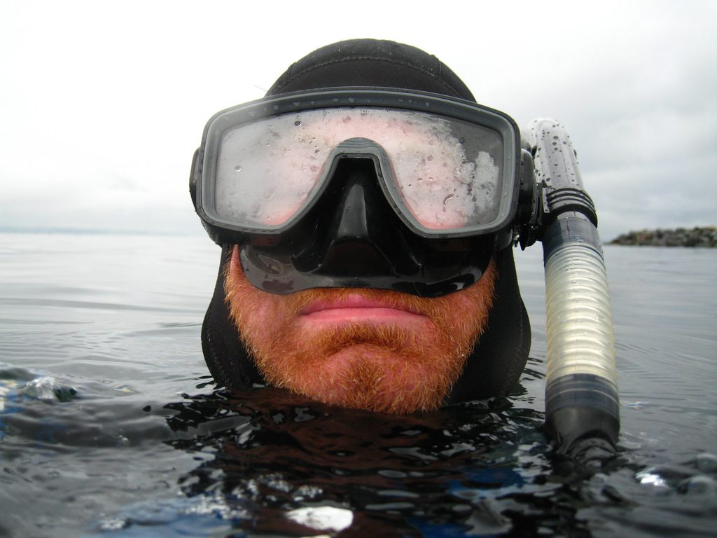 10 best scuba diving masks for diver comfort and vision flickr creative commons image by Ian Hamilton