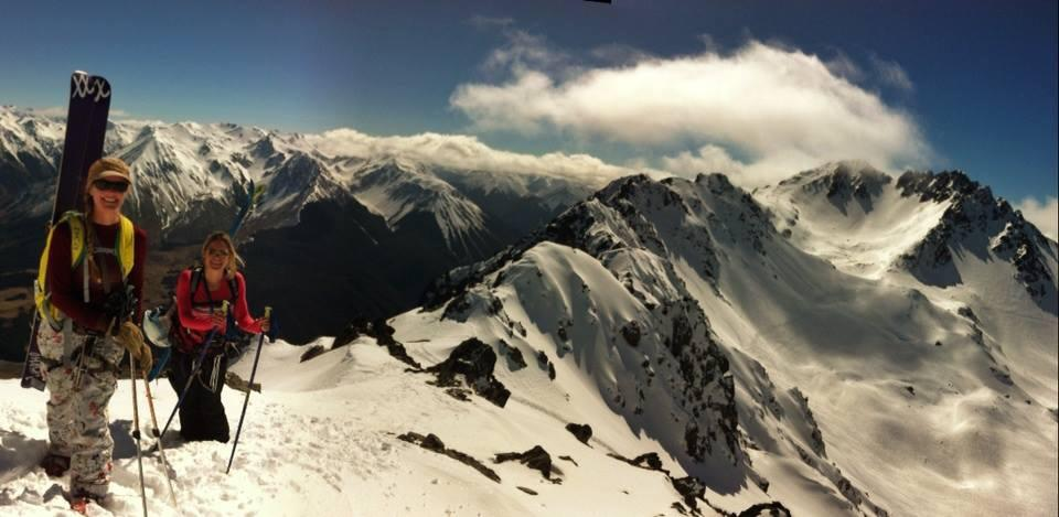 Mount Olympus one of the best NZ ski resorts for New Zealand snowboarding holidays image from Mt Olympus facebook