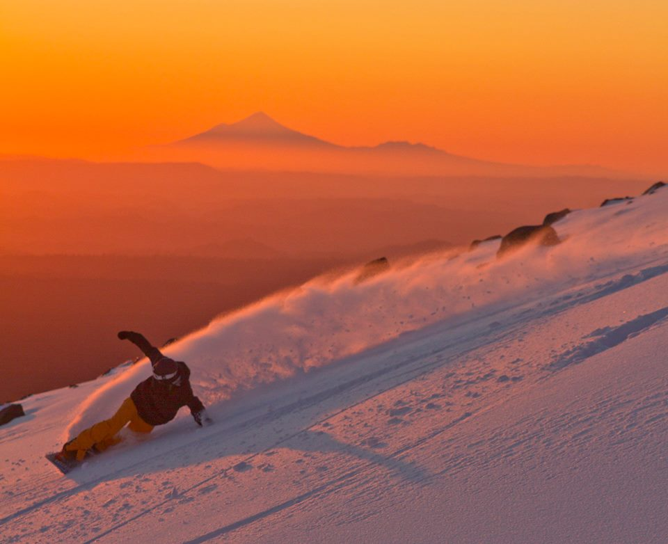 Mt Ruapehu Whakapapa and Turoa New Zealand snowboarding holidays image from Mt Ruapehu facebook
