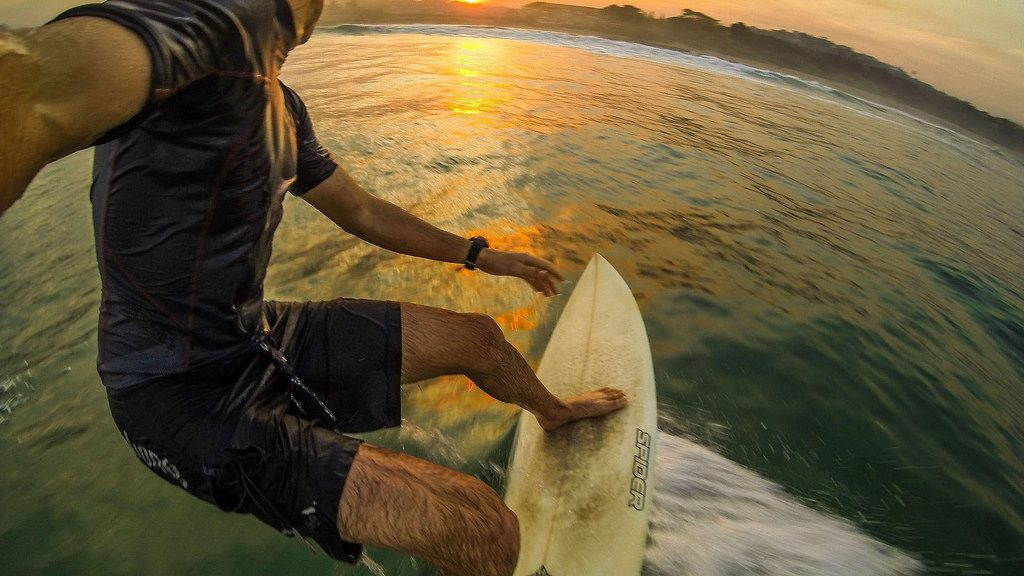 South Africa surfing holidays best SA surf spots Flickr public domain image by Mouzo_
