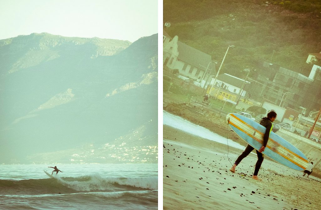 South Africa surfing holidays. Cape Town one of the best SA surf spots Flickr CC image by olmed0