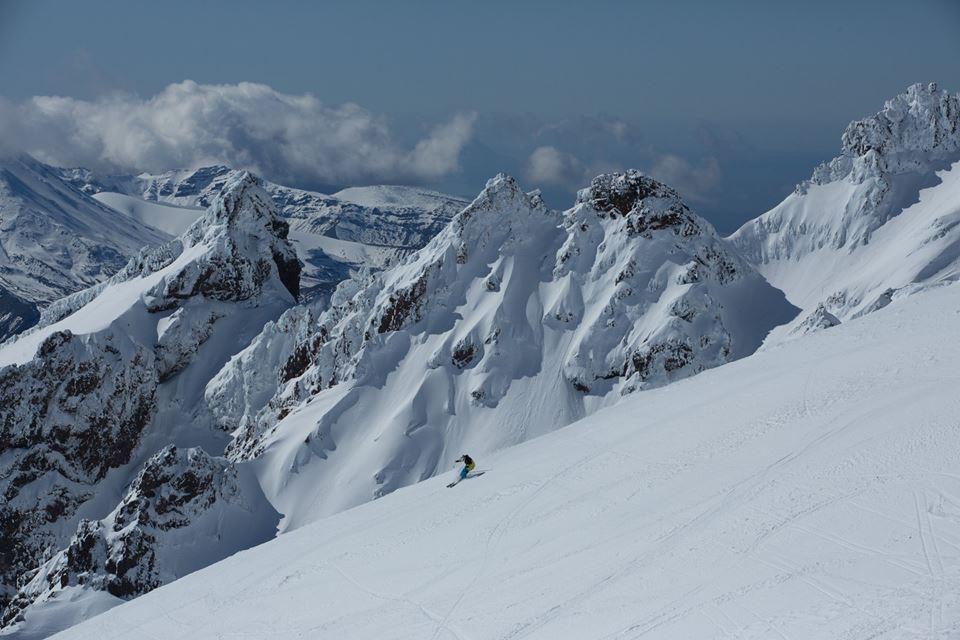 Whakapapa one of the best NZ ski resorts for New Zealand snowboarding holidays image from Whakapapa facebook