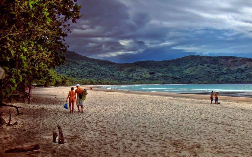 Best adventure honeymoon at Lopes Mendes beach Brazil Ilha Grande Flickr CC image by rvcroffi