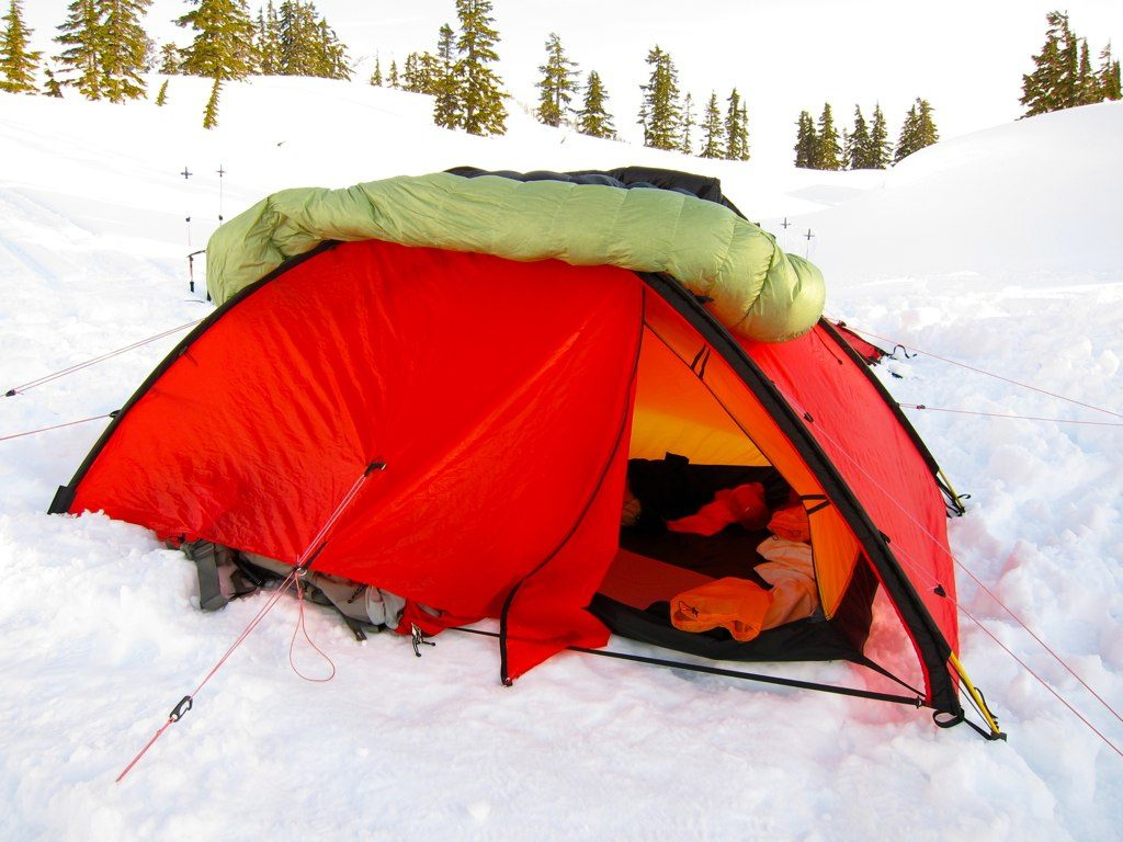Camping sleeping system How to buy a sleeping bag flickr CC image by advencap