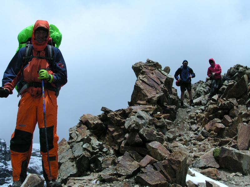 Peruvian trekking holidays Alpamayo Trek one of the 10 best treks in Peru Flickr CC image by Rich McCharles