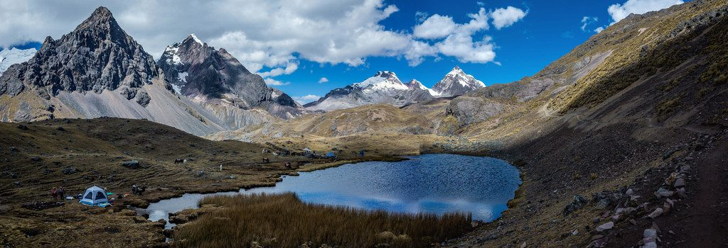 Peruvian trekking holidays Ausangate one of the 10 best treks in Peru Flickr CC image by sergjf