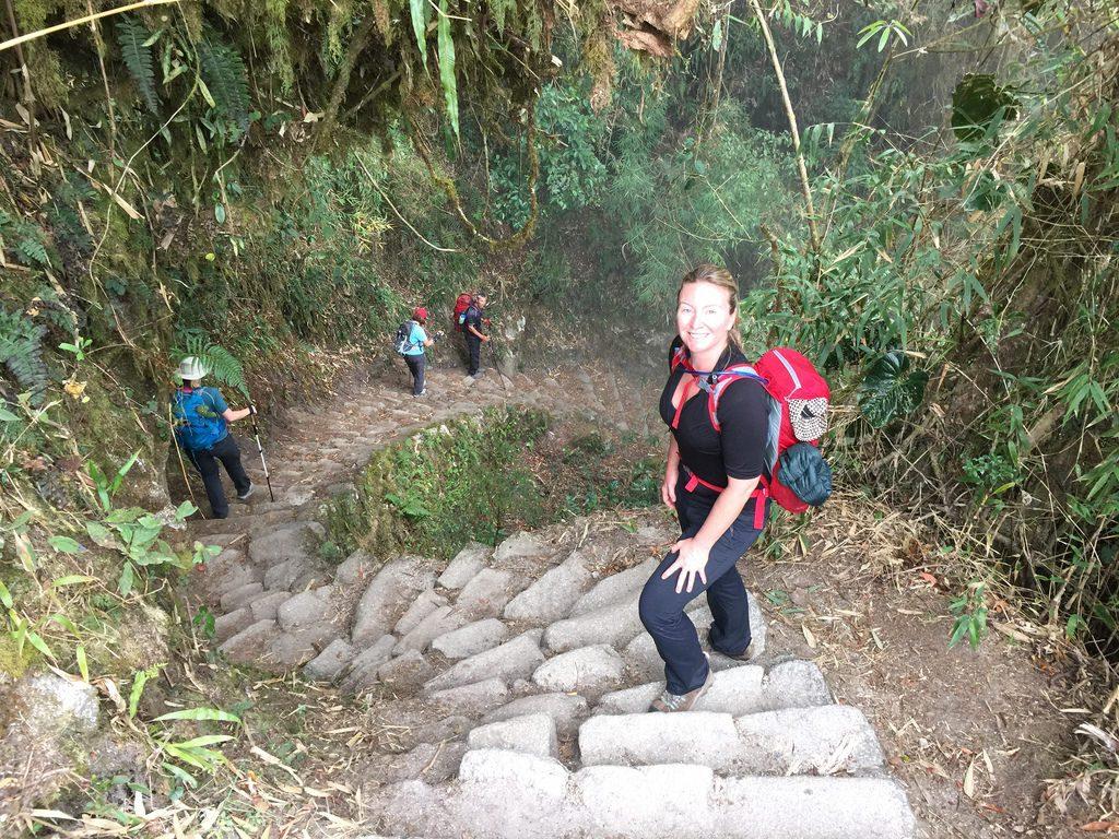 Peruvian trekking holidays Inca trail one of the 10 best treks in Peru Flickr CC image by wharman