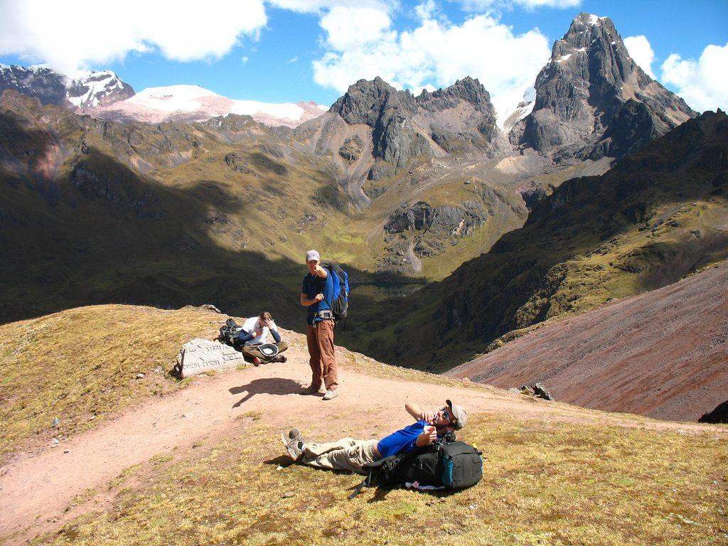 Peruvian trekking holidays Lares Trek one of the 10 best treks in Peru Flickr CC image by Joshua Eckert