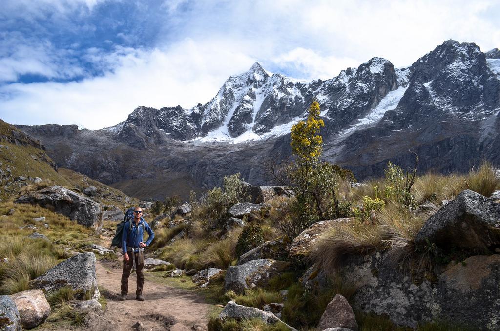 Peru Santa Cruz trek Get fit for trekking holidays: 8 cheap fitness hacks Flickr CC image by esmeewinnubst