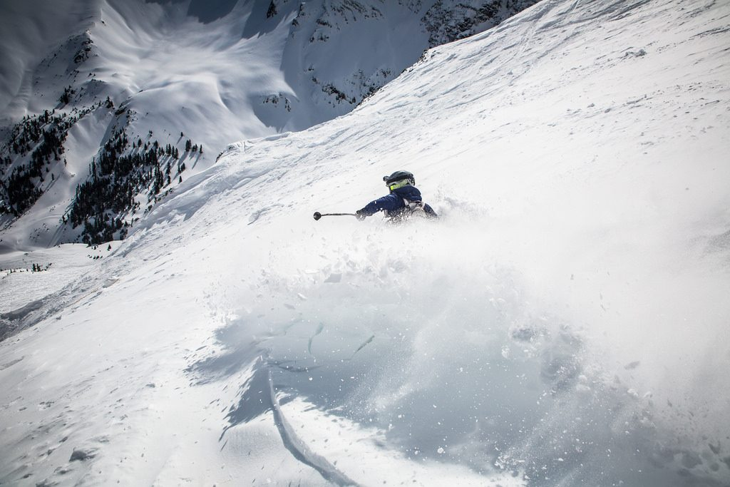 USA skiing holidays Silverton one of the best United States ski resorts Flicker CC image of by Zach Dischner