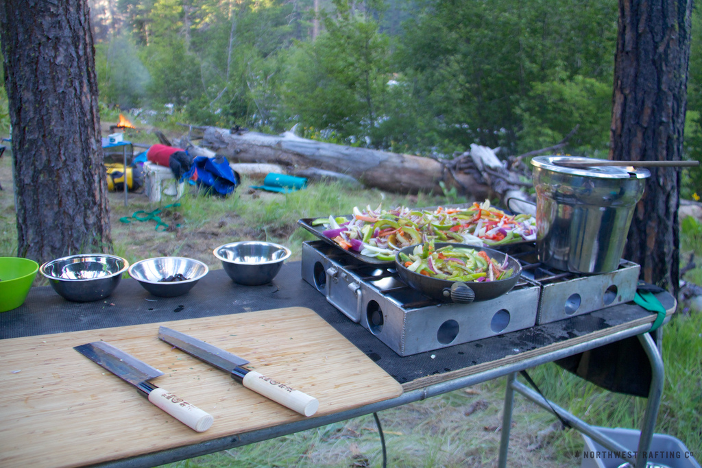 how to buy camping cookware guide to camp stoves flickr CC image by Northwest Rafting Company