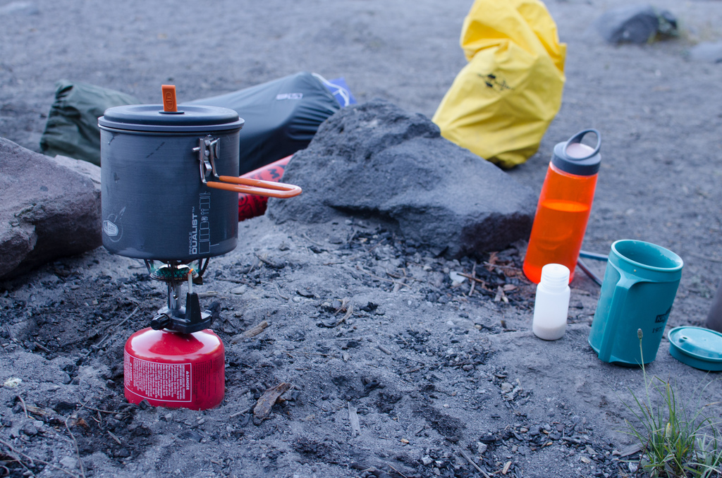 how to buy camping cookware guide to camp stoves flickr CC image by ben.hollis