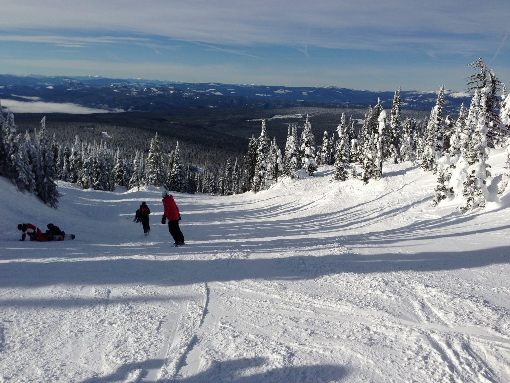Big White - best Canada skiing holidays - Flickr cc image by Christine Rondeau