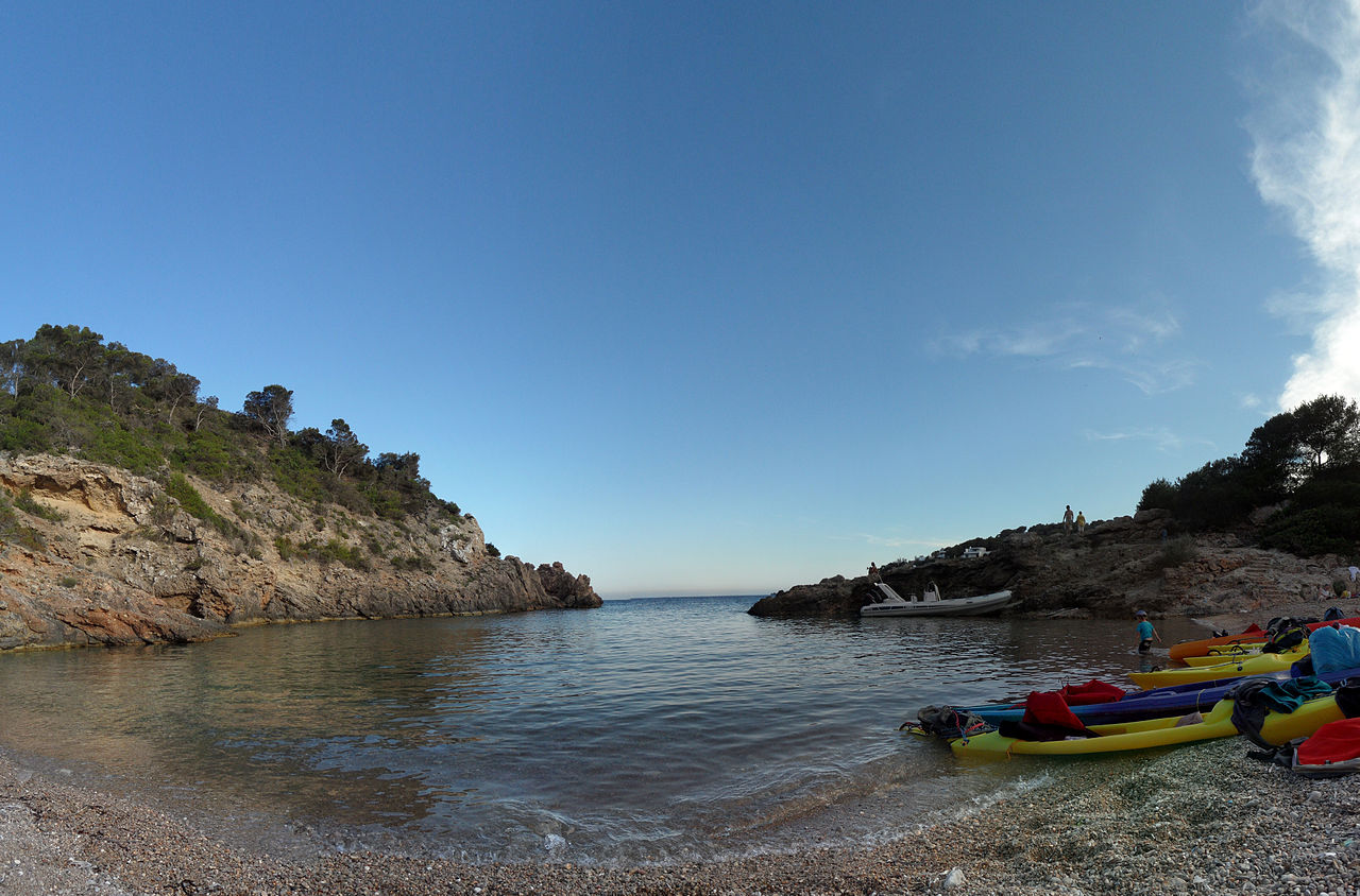 Ibiza adventure holidays 13 best Ibizan activities Wikicommons CC image by Enrique Ayesta Perojo