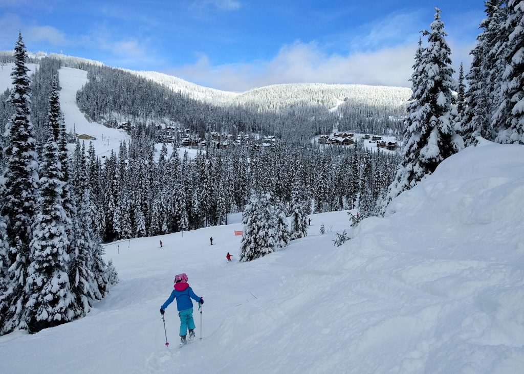 Sun Peaks - best skiing holidays in Canada - flickr cc image by Ruth Hartnup