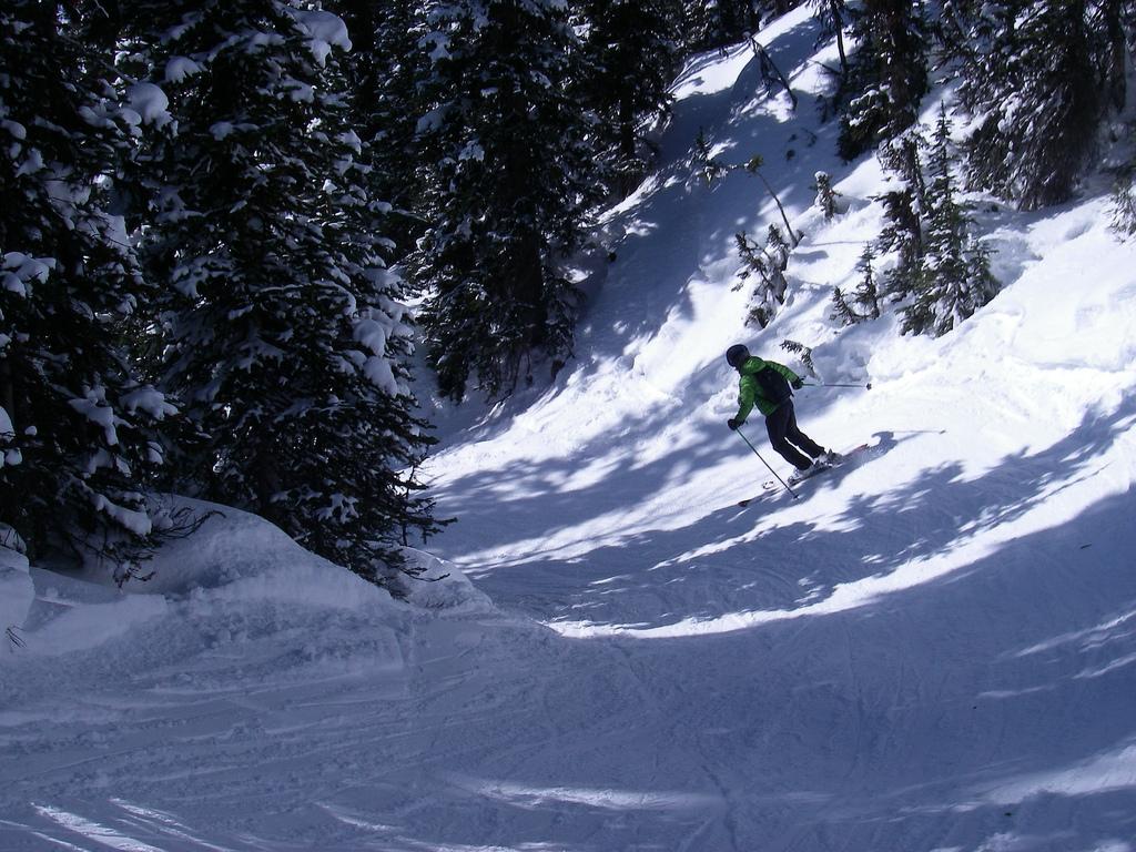 banff sunshine - best ski resorts in canada - flickr cc image by warren long