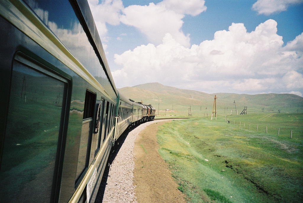 Over 50s adventure holidays Best adventures for an older crowd Flickr CC image of Trans Siberian railway by Boccaccio1