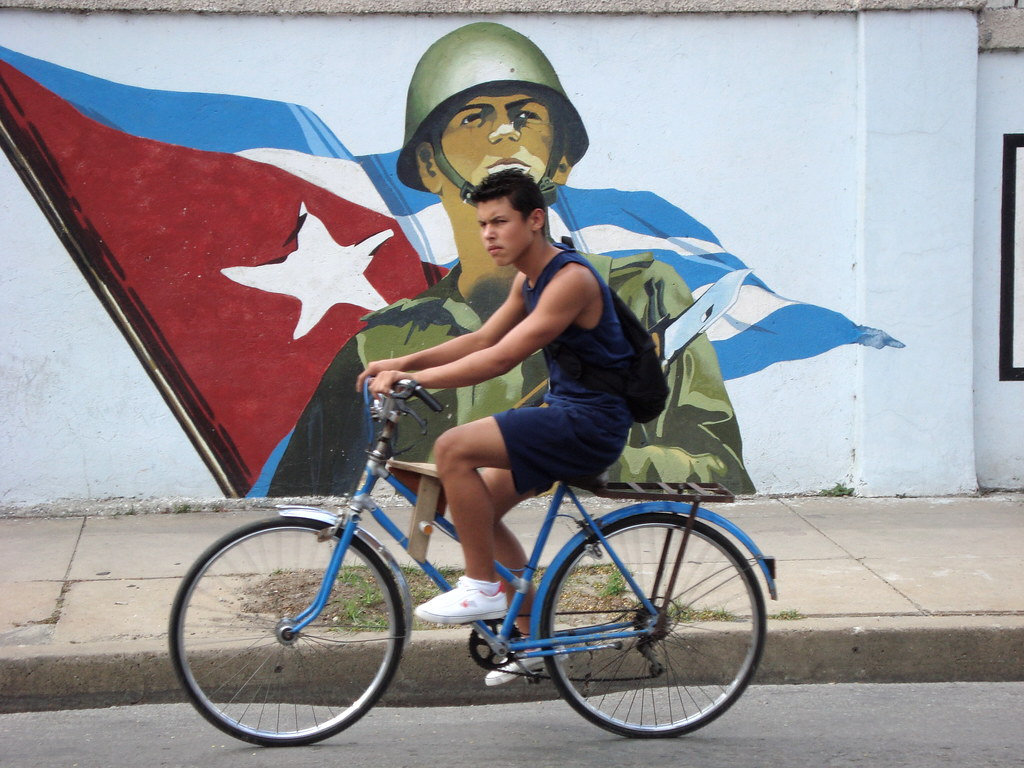 Why choose Cuban biking vacations Flickr CC image by Adam Jones, Ph.D. - Global Photo Archive
