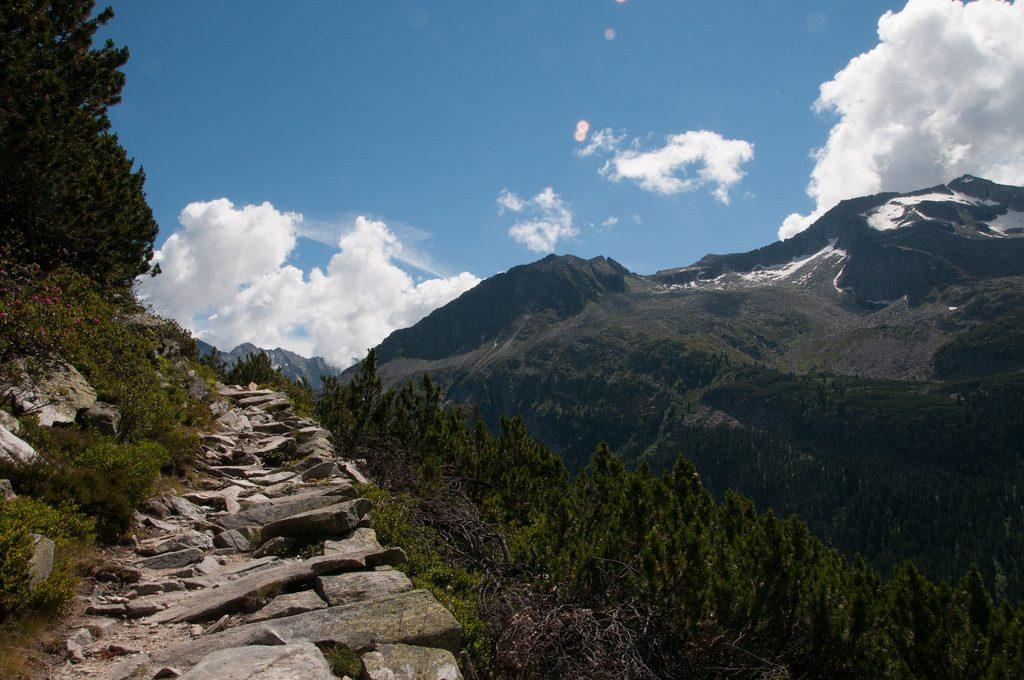 Berliner Höhenweg one of the 10 best long distance treks in Austria Flickr CC image by texx1978
