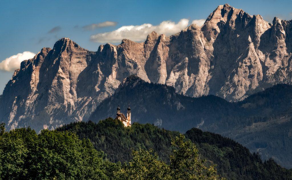 Austrian trekking holidays in Gesaeuse NP Flickr CC image by Bernd Thaller