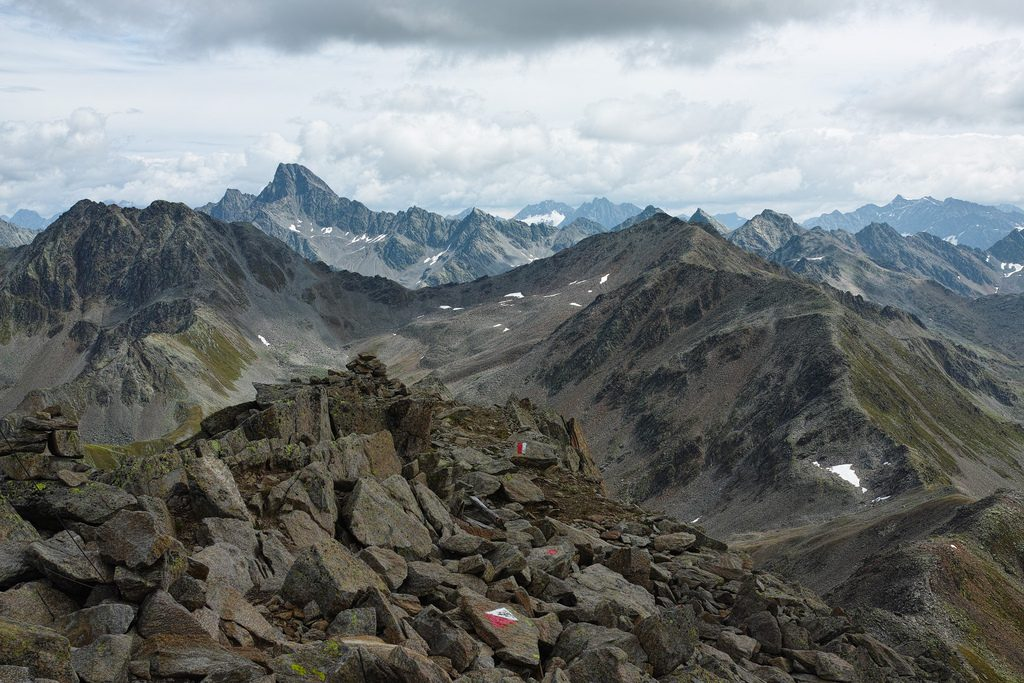Austrian trekking holidays one of the 10 best long distance treks in Austria Flickr CC image by schmollmolch