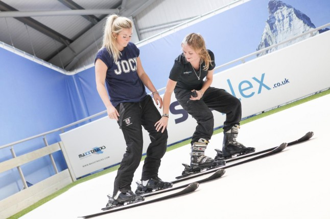 Skiplex promises endless skiing But is it the  real deal