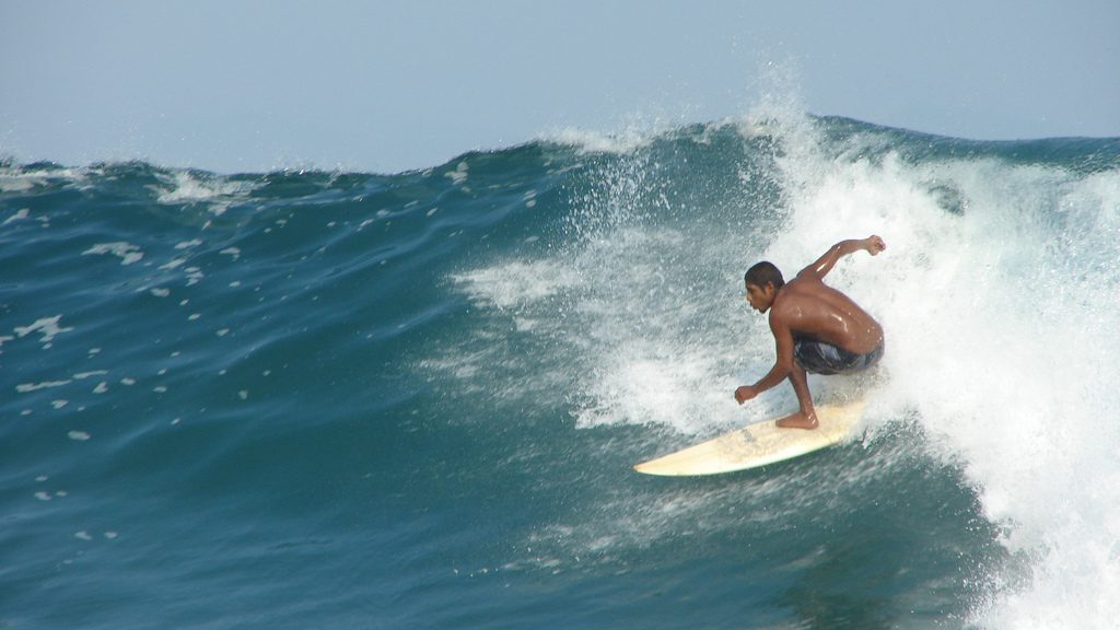 Mexico surfing holidays Puerto Escondido one of the best Mexican surf spots - CC Flickr image by Fido