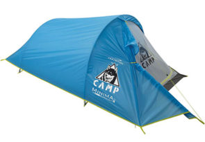 Review of Camp Minima 2 SL tent that packs small