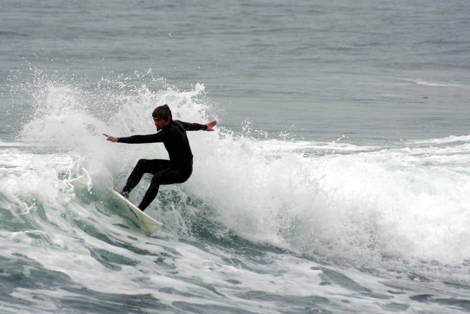Surfing holidays in France La Torche one of the best French surf spots Flickr CC image by Olivier Tétard